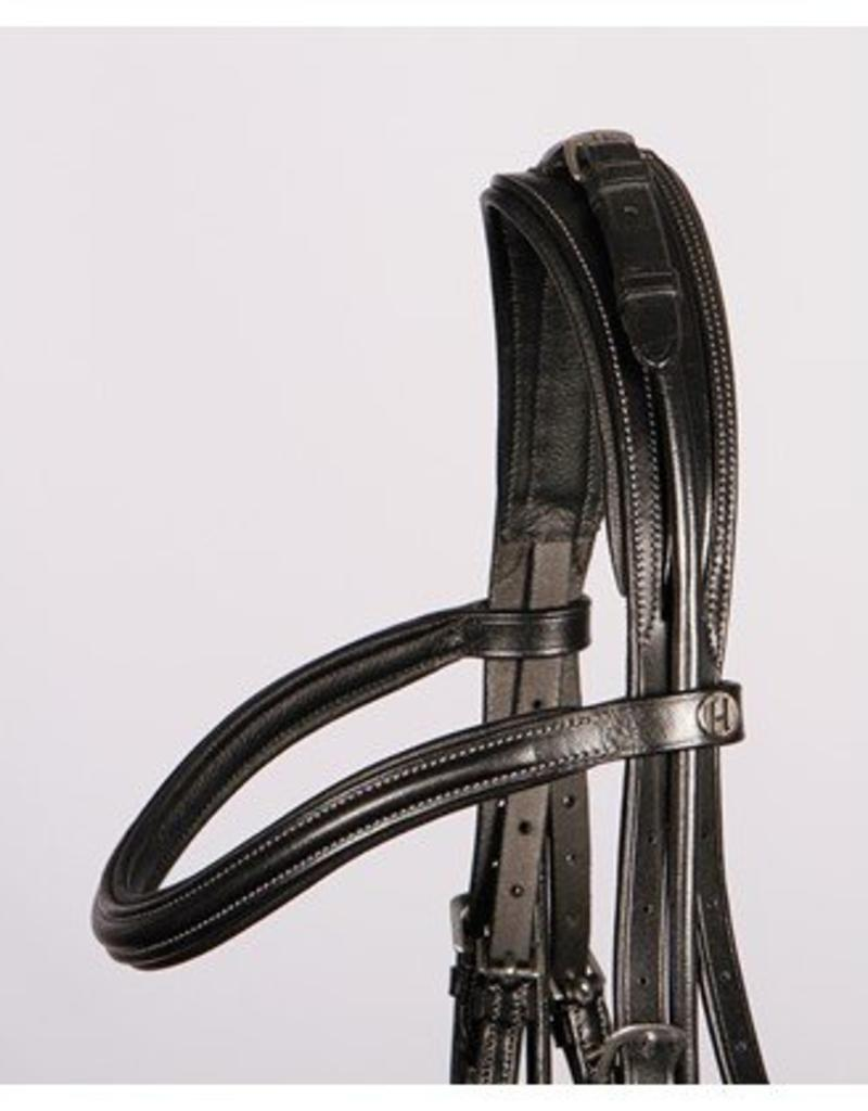 Harry Horse Double bridle Grand Prix Black full