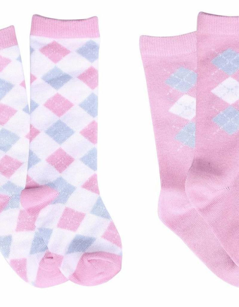 Qhp Babysok Check (set/2) 6-12m