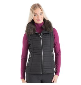 Anky Bodywarmer Quilted Black Bird
