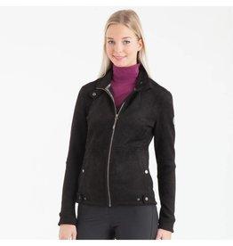 Anky Jacket Neoprene Black
