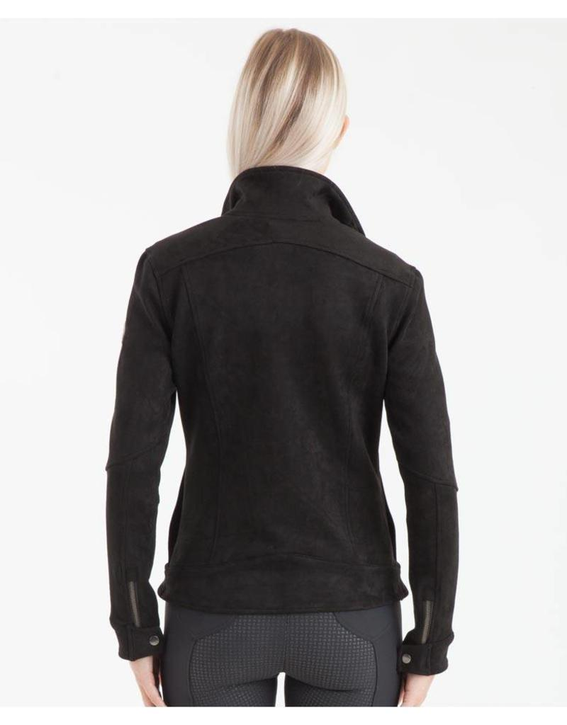 Anky Jacket Neoprene Black Bird