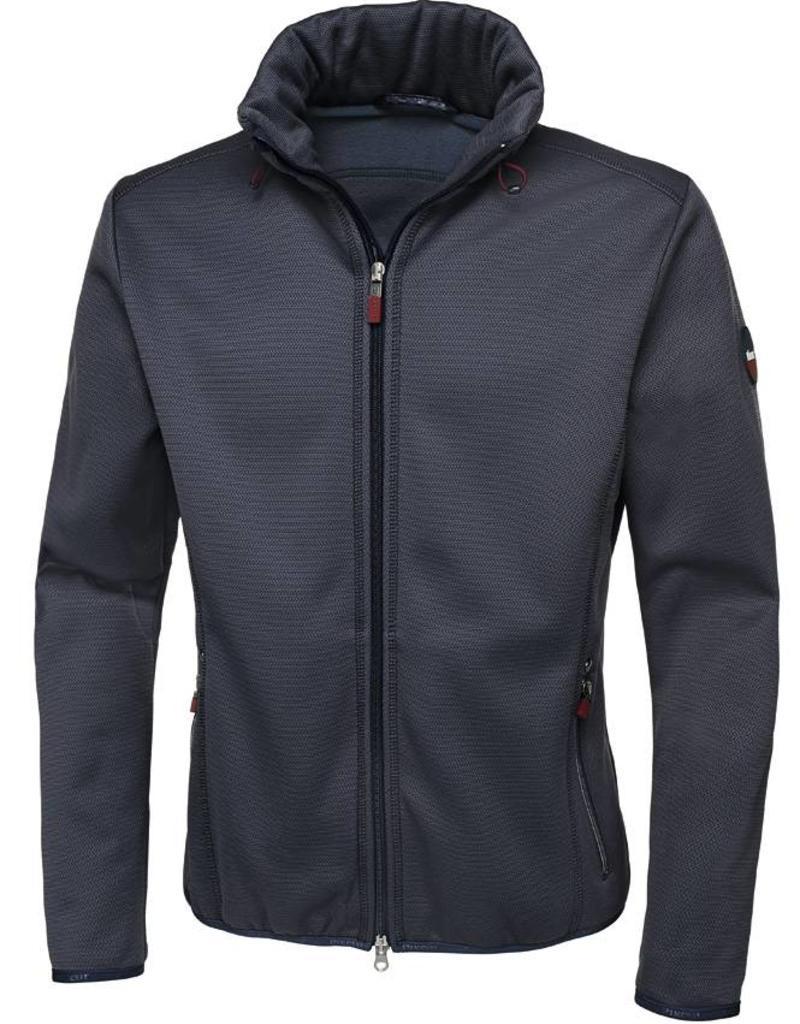 Pikeur Fleece Jacket Bajan Shadow Blue