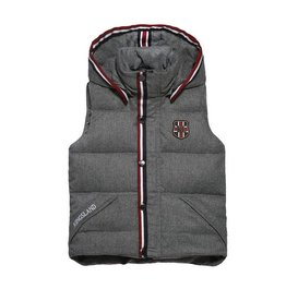 Kingsland Bodywarmer Kingsland Kids Oxford Gray