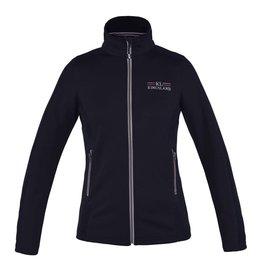 Kingsland Philipa Ladies Fleece Jacket Navy