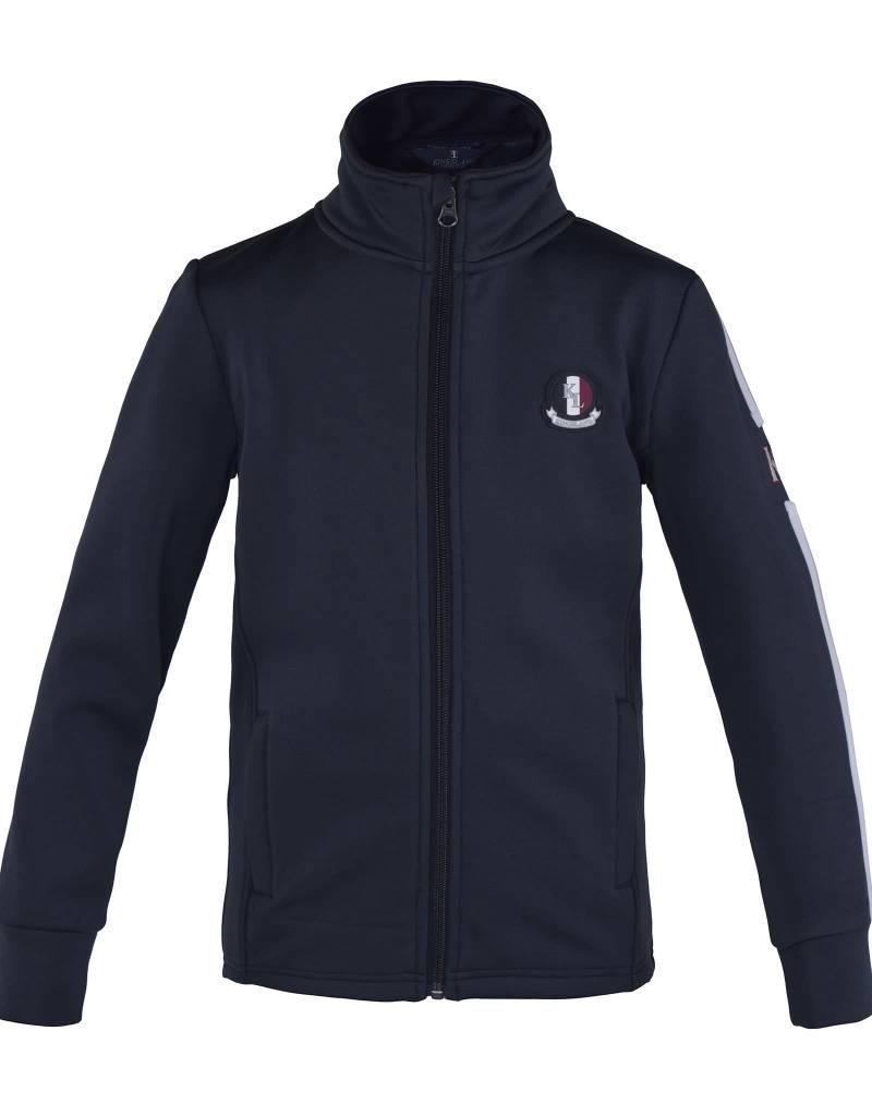 Kingsland Chip Junior Fleece jacket  navy