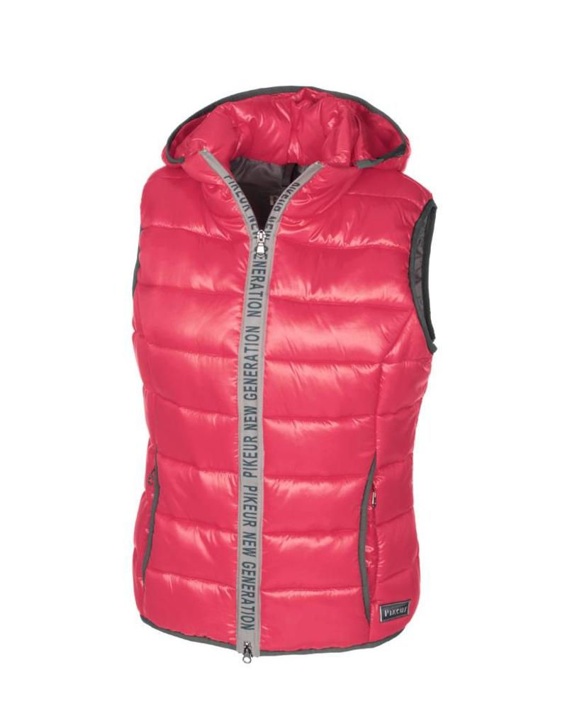 Pikeur Bodywarmer Gil Rouge Red