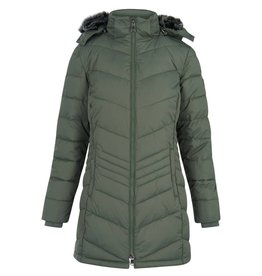 HV Polo Long Jacket Darcy Sage Green