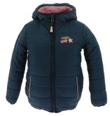 Equi-Theme Reversible Jacket  Pony Lover Kids  Navy/pink