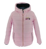 Equi-Theme Reversible Jacket  Pony Lover Kids  Navy/pink