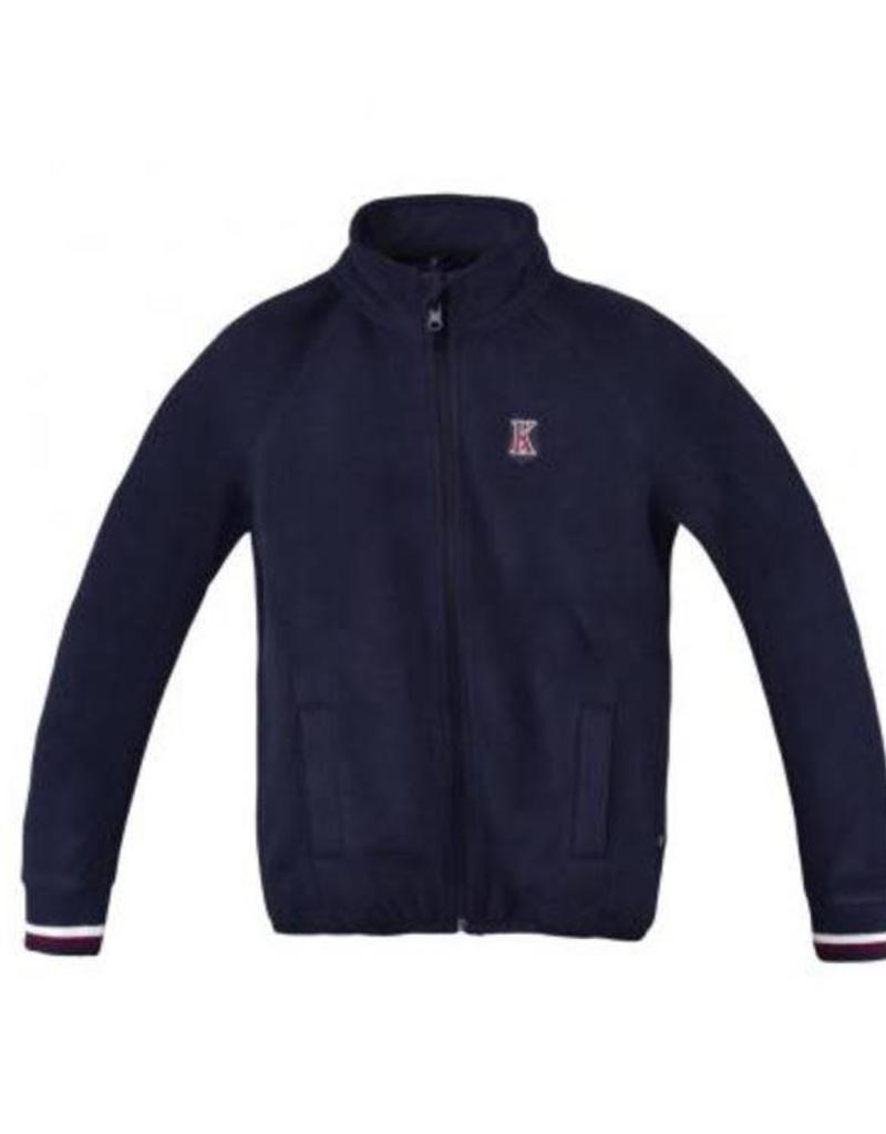Kingsland Fleece Jacket Kingsland Jude Junio Navy 146/152