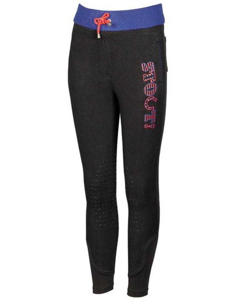 Harry Horse Breeches  HH Stout black grip