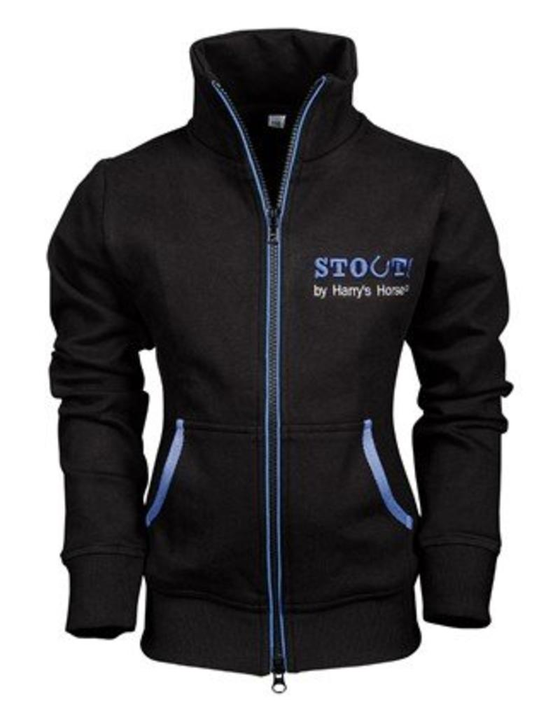 Harry Horse Vest HH Stout! black