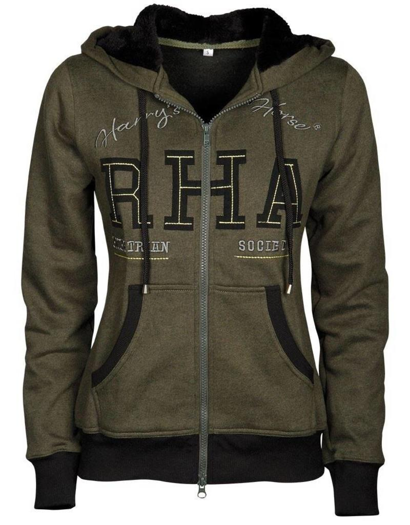 Harry Horse Hoodie HH Rothwell Thyme