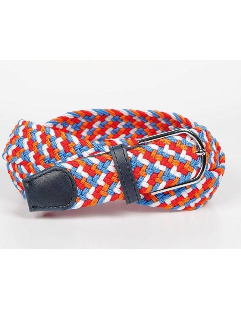 Harry Horse Riem elastisch Dutch Orange