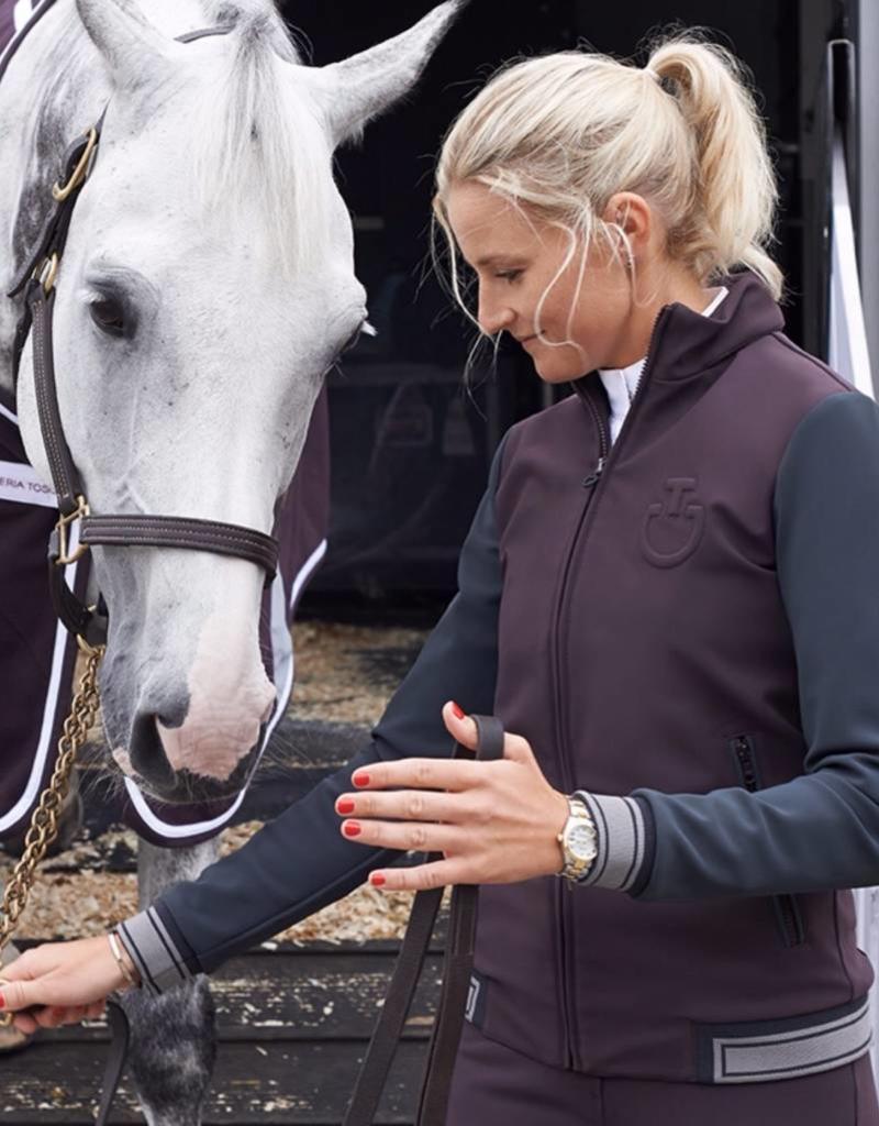 Cavalleria Toscana Varsity sweat jacket