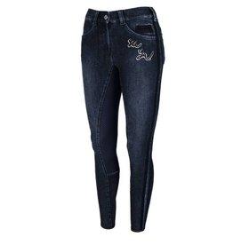 Pikeur Rijbroek  Gianna Grip jeans navy
