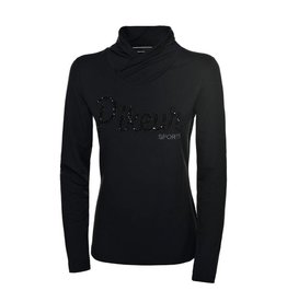 Pikeur Shirt met lange mouwen Amina Black