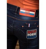 Harry Horse Rijbroek Dutch jeans Orange Full Denim