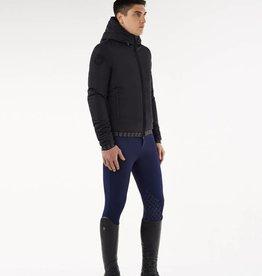 Cavalleria Toscana Jacket CT giu nylon hooded black