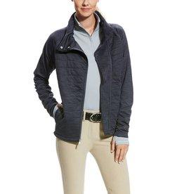 Ariat Vest Full Zip Vanquish Ebony