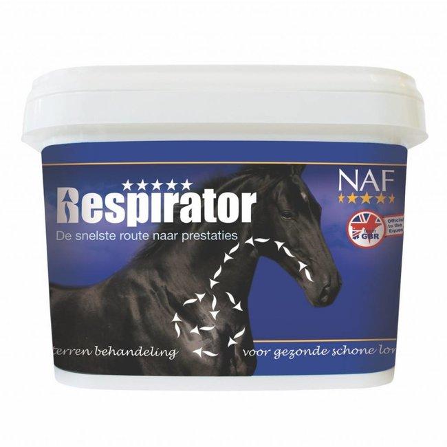 NAF Respirator Poeder 1kg