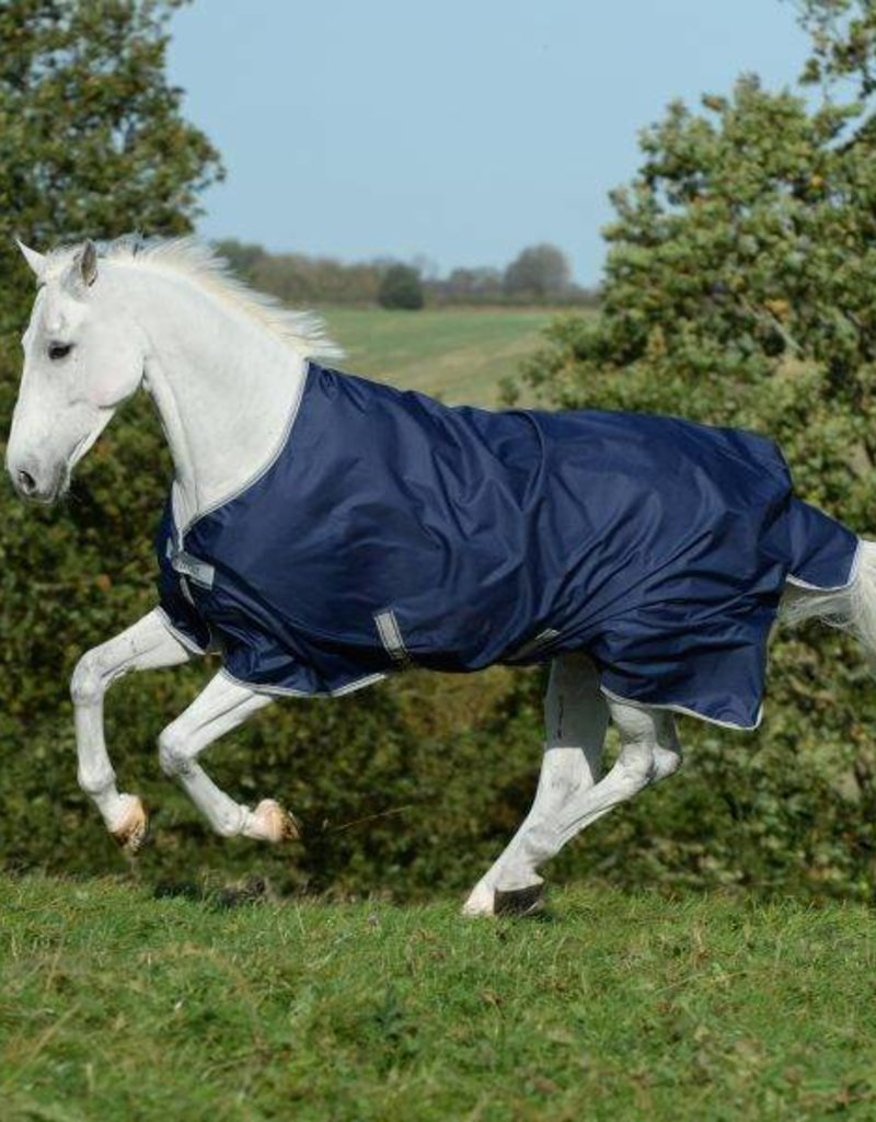 Bucas Freedom Turnout 150  Navy/Silver