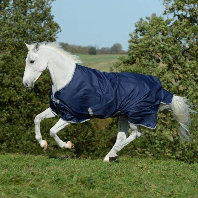 Bucas Freedom Turnout 300 Navy/Silver