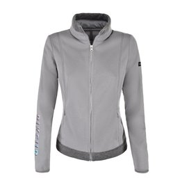 Pikeur Fleecejack Hylli Light Grey