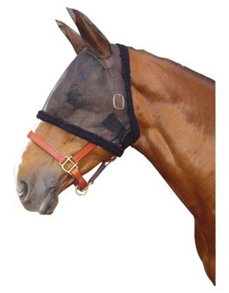 Harry Horse Vliegenmasker met oren  Zwart