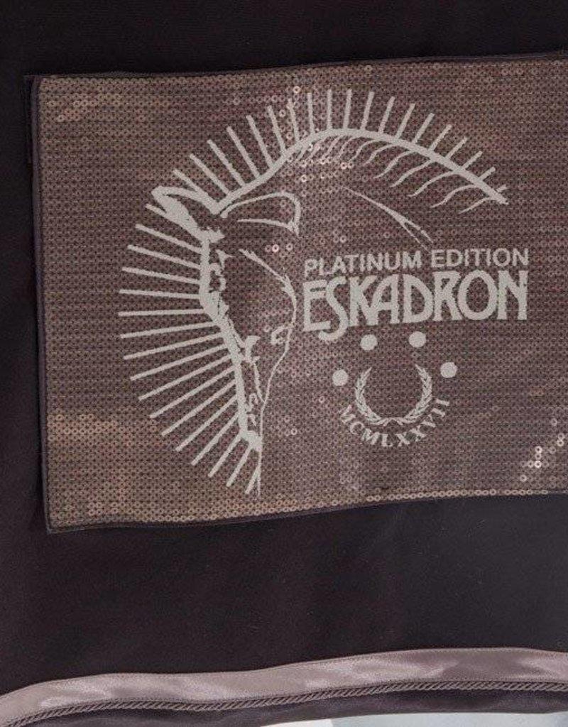 Eskadron Jersey deken Platinum Ebony  XL