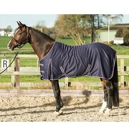 Harry Horse Zomerdeken polycotton NAVY