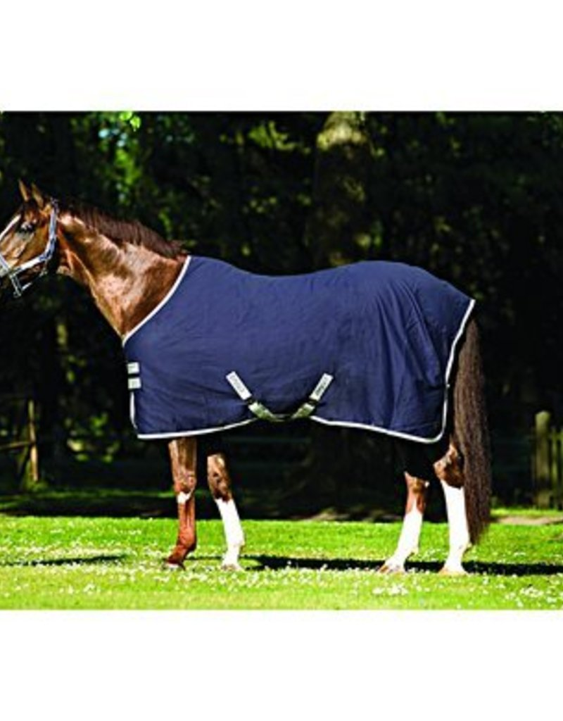 Horseware Amigo Amigo Stable Sheet X Sur Poly Navy