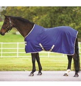 Horseware Amigo Mio Stable Sheet Navy /Tan