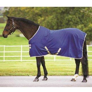 Horseware Amigo Mio Stable Sheet Navy /Tan
