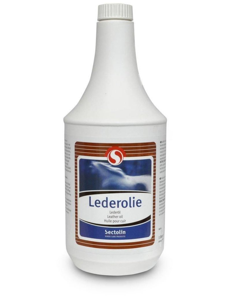 Sectolin Lederolie