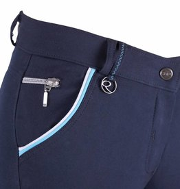 Qhp Riding Breeches  Jacky Antislip zitvlak