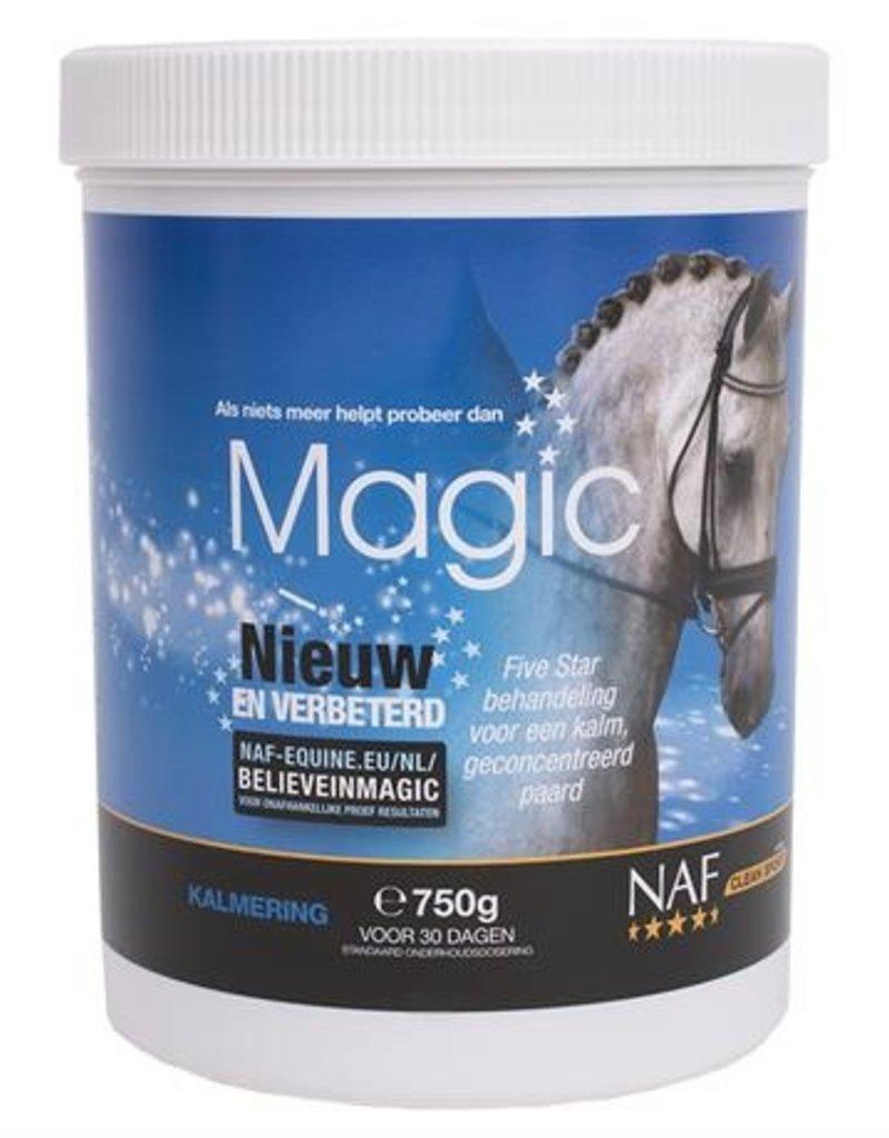 NAF Five Star Magic