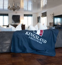 Kingsland Fleece Blanket Kingsland