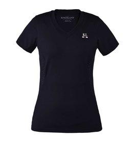 Kingsland Trainings shirt ladies Isla Navy
