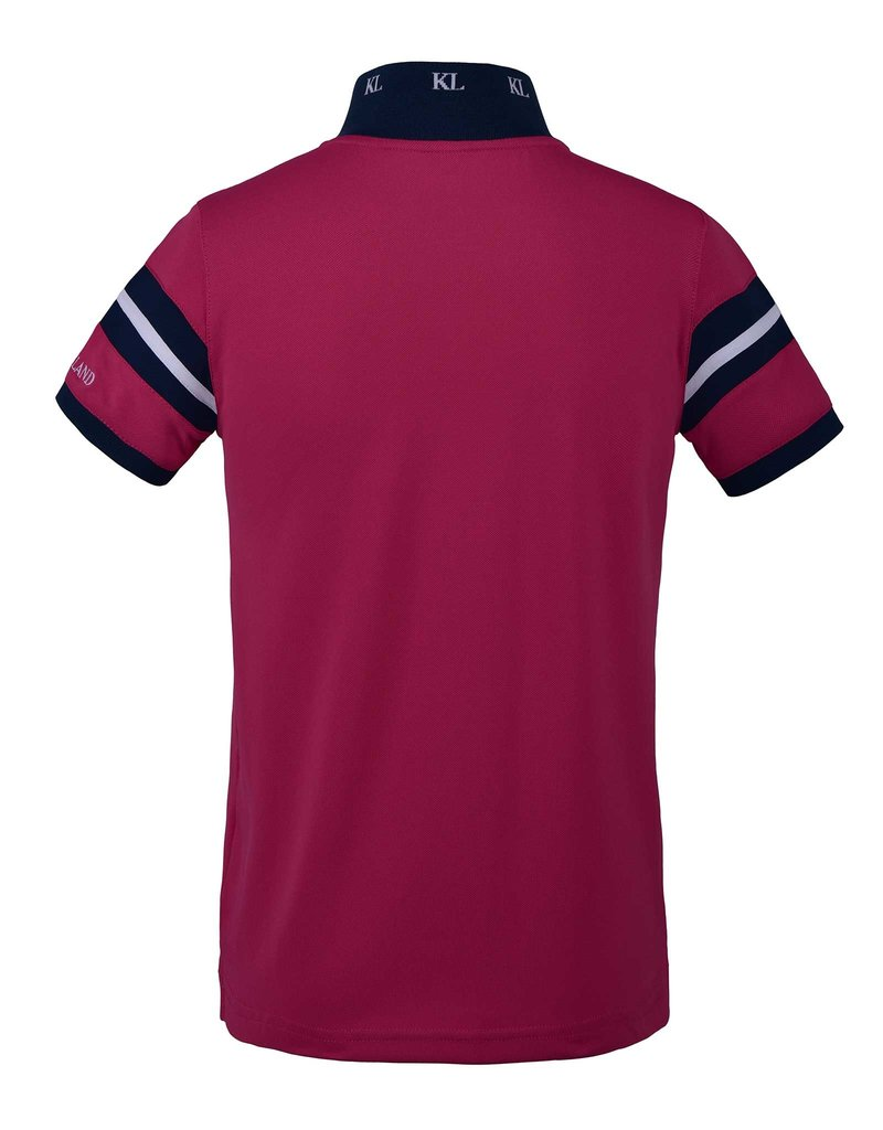 Kingsland Polo shirt Fuengirola junior Pink