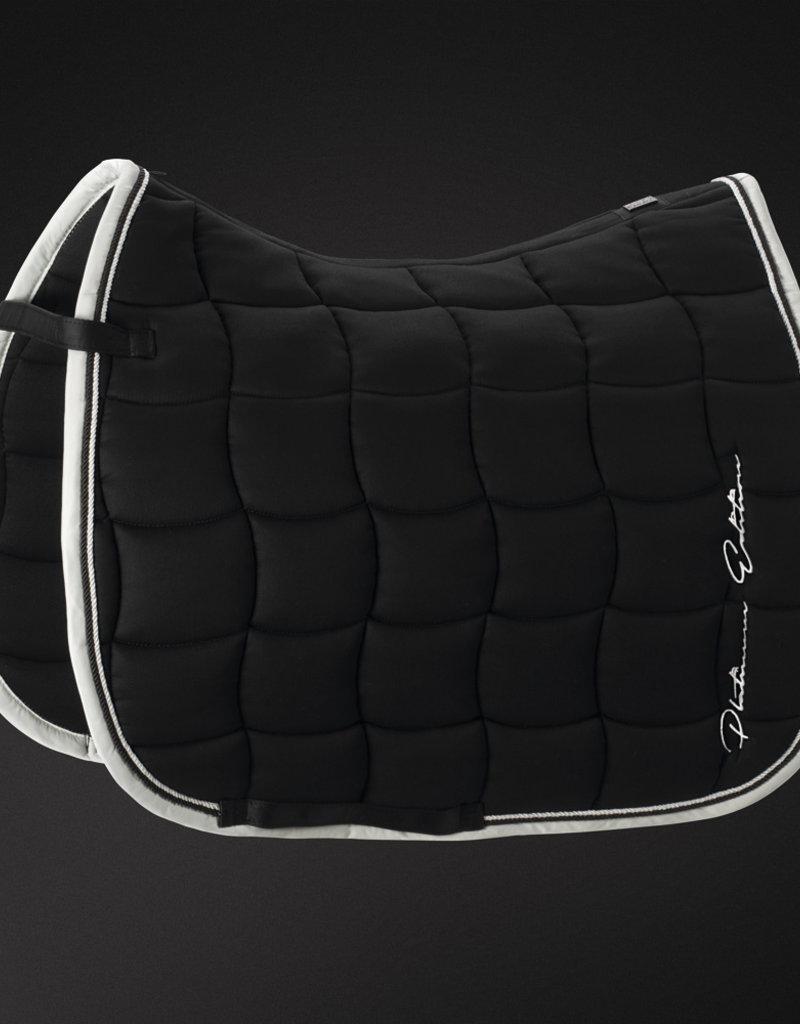 Eskadron Saddle cloth Platinum Cotton BQ Black