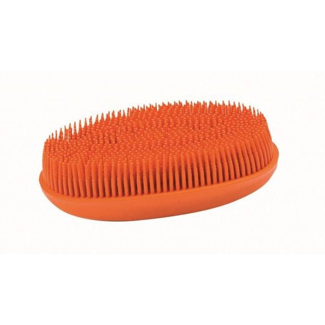 HKM Textiel Borstel Oranje HKM