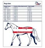 Harry Horse Deken Thor 300gr Ebony