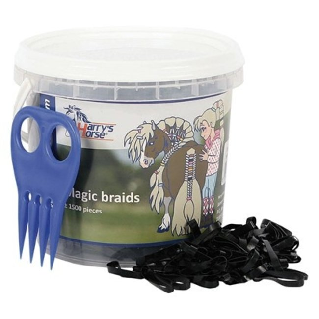 Harry Horse Magic braids pot