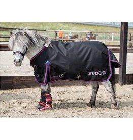 Harry Horse Turnout Rug HH Stout! black