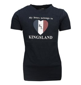 Kingsland Kingsland Heart Girls T-shirt