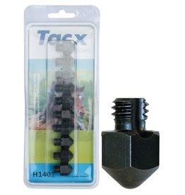 Harry Horse Tacx RVS kalkoenen 3/8 14mm (10 st.) met punt