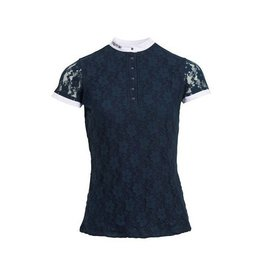 Montar Wedstrijdshirt Amelia lace style navy