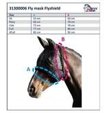 Harry Horse Vliegenmasker Flyshield fringes