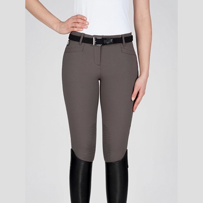 Equiline Riding breeches Ash x-grip knee